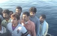 دستگیری ۱۰٥ مهاجر افغانستانی، سوریه ای، میانمار و برمایی در ازمیر ترکیه