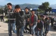 Çanakkale polisinden büyük göçmen kaçakçılığı operasyonu