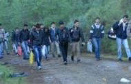 5 ayda 345 kaçak göçmen yakalandı