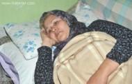 Kalp Hastası Sığınmacı Kadının Çaresiz Bekleyişi