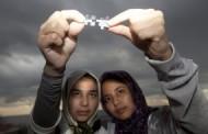 Sisters' tears for broken family