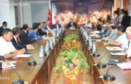 Meclis İnsan Hakları İnceleme Alt Komisyonu Samsun'da toplandı