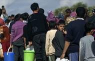 رد مرز شدن 100 هزار مهاجر افغان از ایران