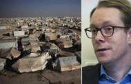 ماموریت سوئد برای اسکان پناهجویان سوری