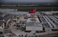 پراکندگی پناهجویان سوری در شهرهای ترکیه
