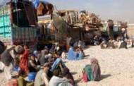 بیش از 400 هزار مهاجر از وزیرستان شمالی وارد افغانستان شدند