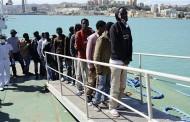 بیش از 800 پناهجو به شهر کالابریای ایتالیا رسیدند
