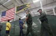 هجوم اطفال مهاجر بصوب سرحدات امریکا