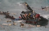 غرق شدن تعداد زیادی از مهاجرین در برابر ساحل لیبیا