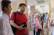 نمایشگاه آثار هنری کودکان مهاجر افغان در ترکیه برگزار شد