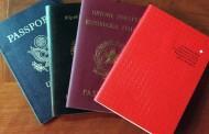 """تجارت سودآور پاسپورت """"طلایی"""""""