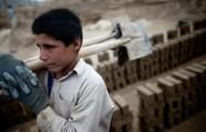 دو میلیون کودک افغان سرگرم کار شاقه است