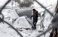 پناهجویان سرگردان در اروپا با مشقت زمستان روبرو اند