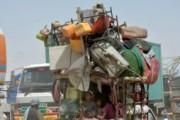 ملل متحد: شمار بیجا شدگان افغانستان افزایش یافته است