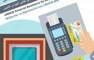 تغییر سیستم کمکهای مالی کمیساریا از بانک گرانتی به بانک پ ت ت (PTT bank)