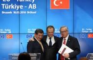 در چارچوب توافقنامه ترکیه – اتحادیه اروپا، 5 هزار  پناهجوی سوری به اتحادیه اروپا فرستاده شده است