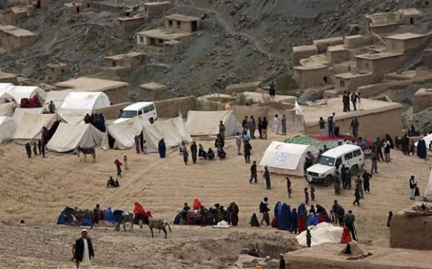 افغانستان و آوارگی