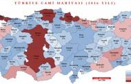 ترکیه کشوری با سیستم دولتی لائیک با بیش از87 هزار مسجد