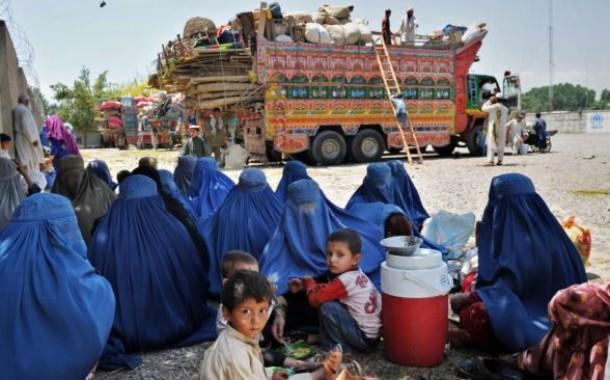 بیش از ۳۳۲هزار مهاجر افغان امسال به کشورشان برگشته اند