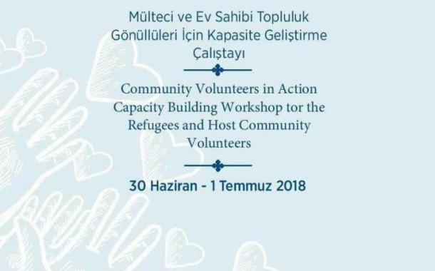 برگزاری سمینار دو روزه به منظور آموزش پناهجویان رضاکار در شهر قیصریه – ترکیه