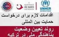 درصورتکه درخواست پناهندگی شما در اداره مهاجرت ترکیه، رد شود چه اتفاقی می افتد؟