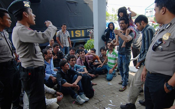 آمار تعیین کشوری پناهجویان با تابعیت افغانستان از اندونیزیا به کشورهای سومی در سال 2018
