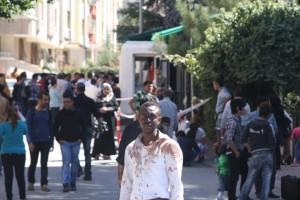 شرایط بحرانی پناهجویان در ترکیه