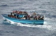 گارد ساحلی ایتالیا در جستجوی پناهجویان آفریقایی