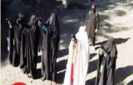 حضور زنان در اردوگاههای نظامی طالبان