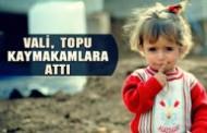 'Samsun'da mülteciler zorda Valilik duyarsız'