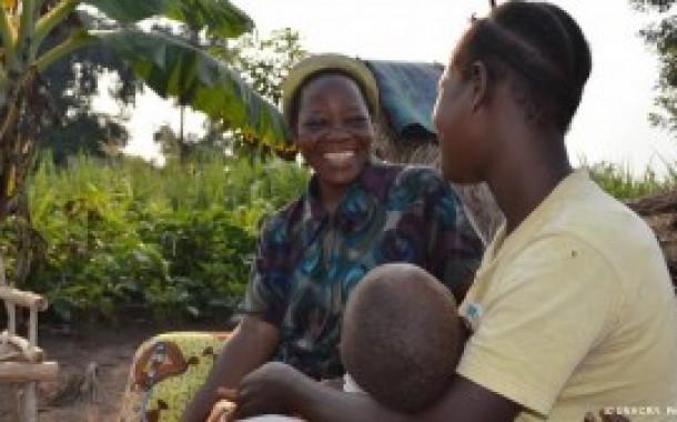 جایزه مهاجران ملل متحد به راهب زن کانگویی تعلق گرفت
