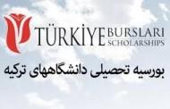 بورسیه تحصیلی ترکیه برای سال 2021 ، شرایط و مدارک مورد نیاز برای ثبت نام